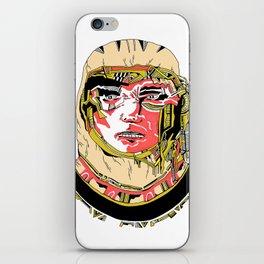 Desert Wanderer iPhone Skin