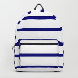 Mariniere marinière – classical pattern Backpack