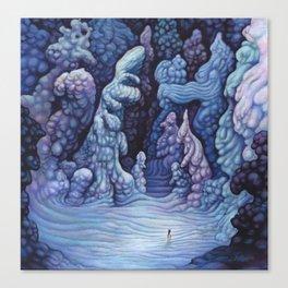 The Ice Giants Canvas Print