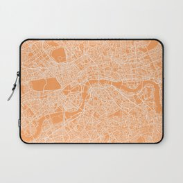 London Map Laptop Sleeve