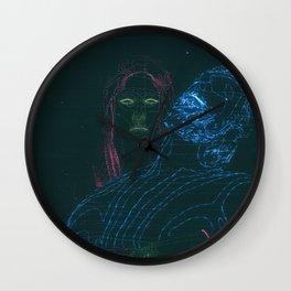 Day 0544 /// Pietà, v2 Wall Clock
