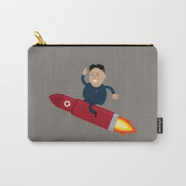 The Nuclear Rider Carry-All Pouch