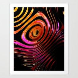 C18 Art Print