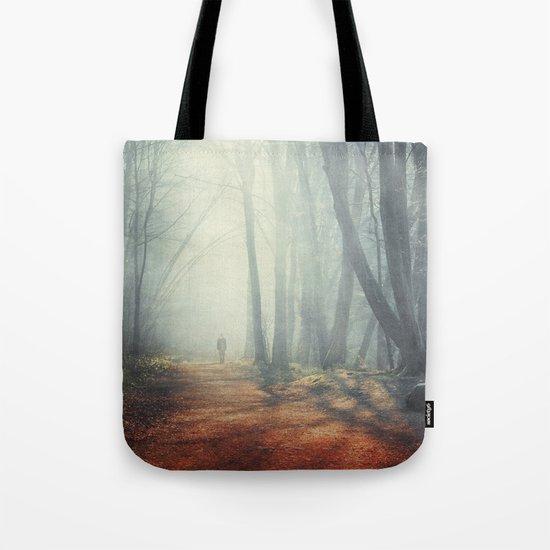 Luminous Forest Tote Bag