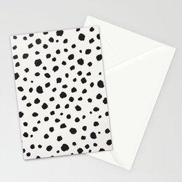Spots Animal Print Stationery Cards