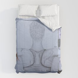 Defeat Cancer Comforters