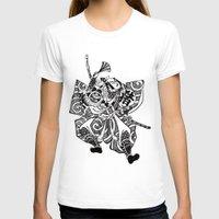 samurai T-shirts featuring Samurai by Scalifornian