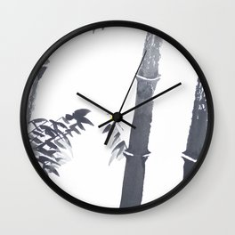 Chinese painting Wall Clock