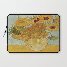 Vincent van Gogh's Sunflowers Laptop Sleeve