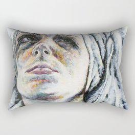 Caught in a Moment Rectangular Pillow