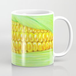 Color pencil Corn Coffee Mug