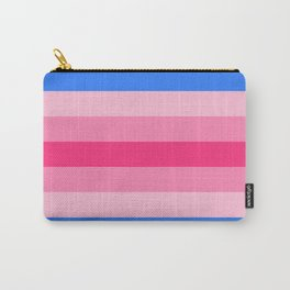 Trans Woman Flag Carry-All Pouch