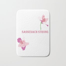 Sassenach Strong Bath Mat