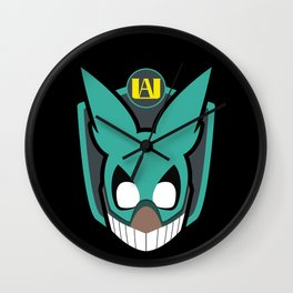 Deku Avatar Wall Clock