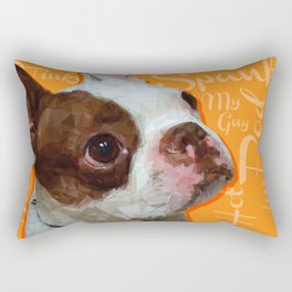 Spanky Rectangular Pillow
