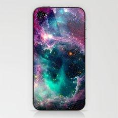 Pillars of Star Formation iPhone & iPod Skin