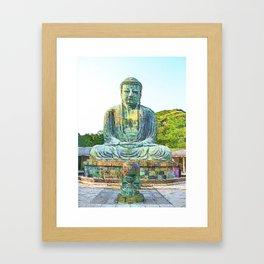 Diabutsu Framed Art Print