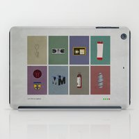 fringe iPad Cases featuring Fringe (colors) by avoid peril
