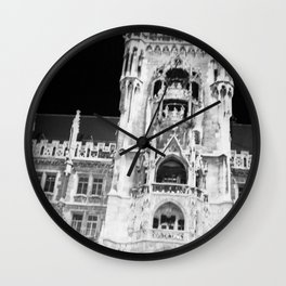 Town Hall Wall Clock