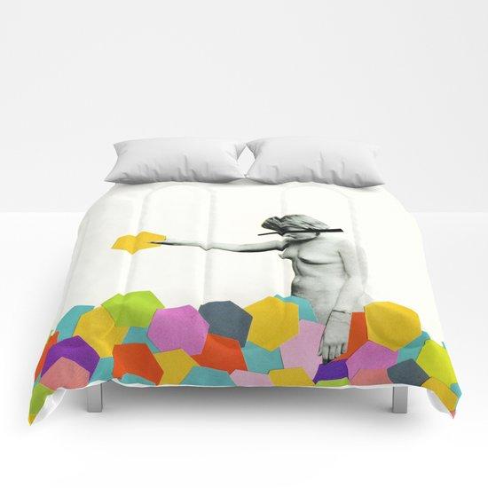 Strange Phenomenon Comforters
