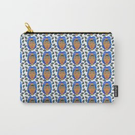 Eye See You // Sailor Mercury Carry-All Pouch