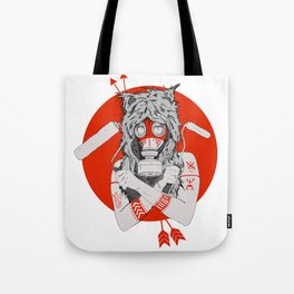 Lady of the Wild Tote Bag