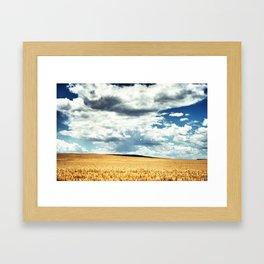 Find Your Stillness Framed Art Print