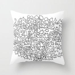 Herd Throw Pillow