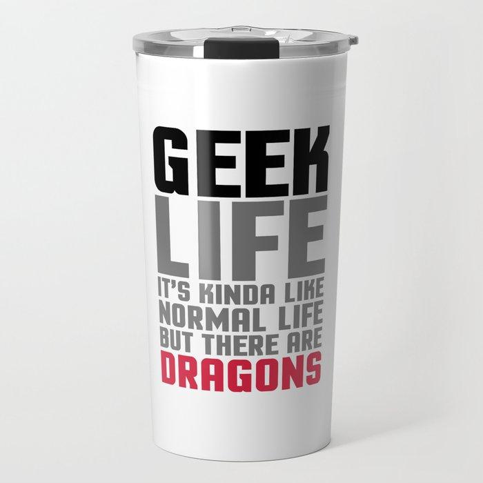 By Geek Life Travel Saying Funny Tdq2 Mug YyIb76gmfv