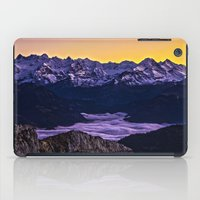 giants iPad Cases featuring Swiss Giants by Czech the Count