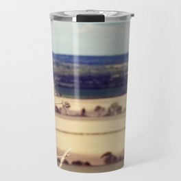 Fall Landscape. Travel Mug