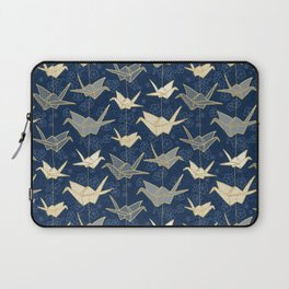 Sadako's Good Luck Cranes Laptop Sleeve