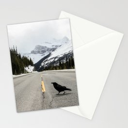 Raven Crossing Stationery Cards