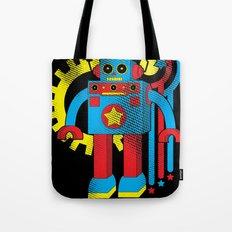 Asimov's Law Tote Bag