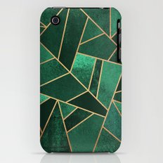 Emerald and Copper Slim Case iPhone (3g, 3gs)