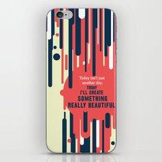 make something.... iPhone & iPod Skin