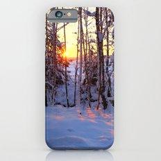 Winter glow iPhone 6s Slim Case