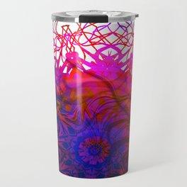 CLEANLINESS REGRESSION Mandala Travel Mug