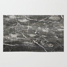 Dark grey granite Rug