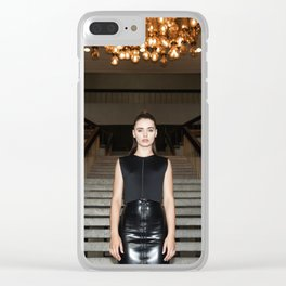 Welcome to my Crib Clear iPhone Case
