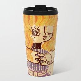 Niwawa - The Ophan Doll Metal Travel Mug