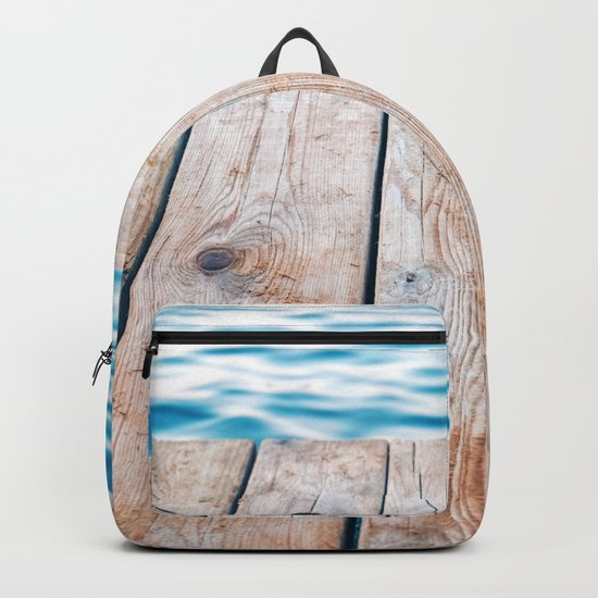 Dock of the Bay Backpack