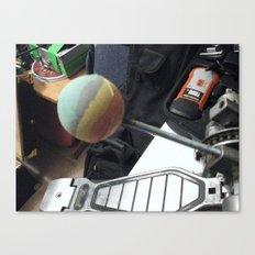 One Man's Trash, Part III Canvas Print