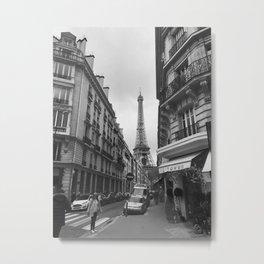 Tour Eiffel 1 Metal Print
