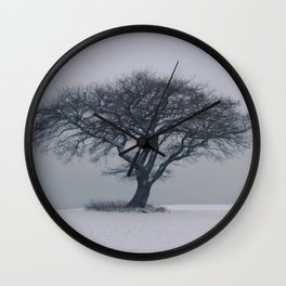 Ancient Tree Wall Clock