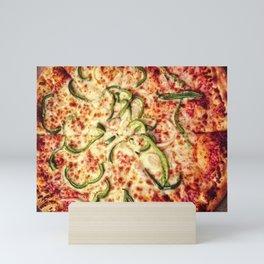 Pizza Mini Art Print