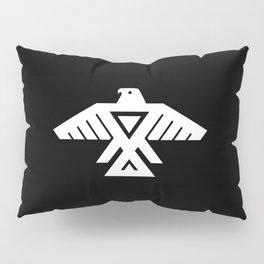 Thunderbird flag - Hi Def image Inverse edition Pillow Sham