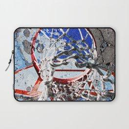 Basketball Sports Art Laptop Sleeve