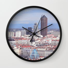Without wheel Wall Clock