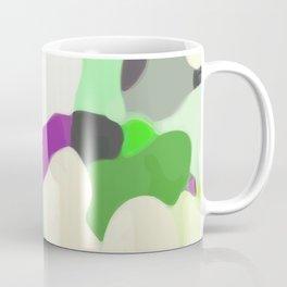 Abstract Z Minimum Colorful Pattern Coffee Mug